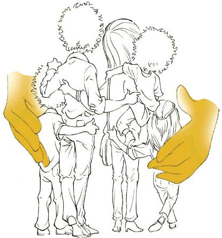 famiglie in cammino
